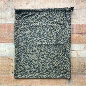 """Rebecca Minkoff Cheetah Purse Dustbag 23""""x19"""""""